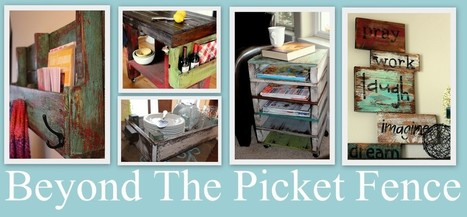 Patchwork Pallet | Palettes | Scoop.it