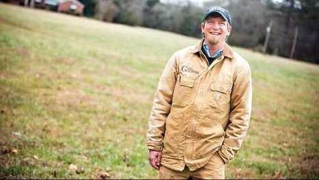 Oxford organic farm gets growing | Nourish | Scoop.it