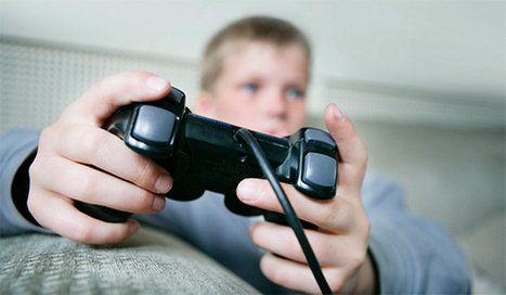 Study: Video Games Improve Learning, Pattern Recognition | דוגמאות לפעיליות מתוקשבות | Scoop.it