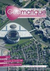 Géomatique Expert N° 96 - Janvier février 2014 | geomag.fr | Abonnements de l'Agence d'urbanisme de la région mulhousienne (AURM) | Scoop.it