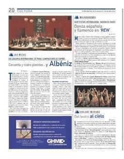 Sierra Madrid - 08/11 | Festival Internacional Madrid en Danza 2012 | Scoop.it