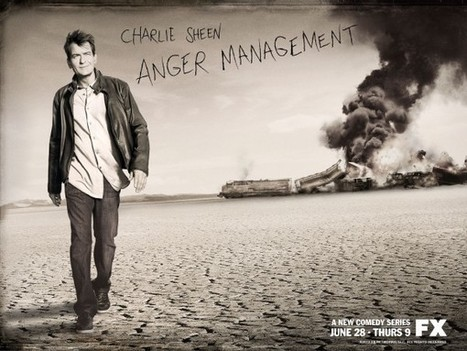 FX Picks Up Charlie Sheen's ANGER MANAGEMENT for 90 More ... | self help books for high school teens | Scoop.it