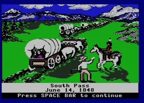 Why Oregon Trail Is Still Perfect For Your Classroom | Edudemic | Video Games in the Classroom | Scoop.it