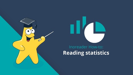 Inoreader How-to: keep tabs on your reading patterns with Statistics | RSS Circus : veille stratégique, intelligence économique, curation, publication, Web 2.0 | Scoop.it