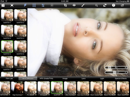 Tiffen Photo FX Ultra iPad App Video-Review | iPadApps | Scoop.it