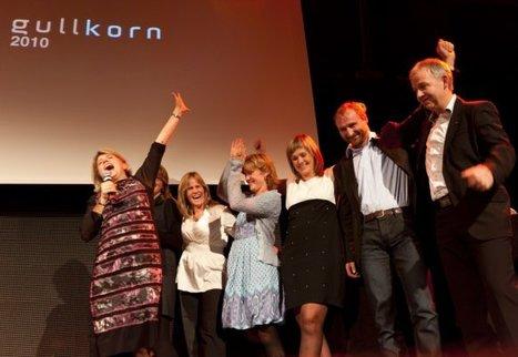 Gullkorn 2011 - 10. november 2011 - Kommunikasjonsforeningen og NIR | Sosial Kalender | Scoop.it
