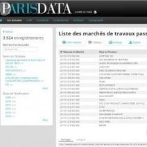 Paris ajoute une clause Open Data à ses marchés publics - Le Monde Informatique | OpenGov | Scoop.it