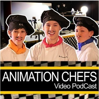 KB...Konnected • Animation Chefs(by Kids 4 Kids) #edtech ... | Creative Publishing Tools and Resources for Education | Scoop.it