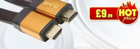 Buying the Right HDMI Cables for You and Your Home | hdmi cable | Scoop.it