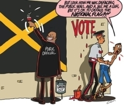 PNP political stupidity in flag fiasco - Columns - JamaicaObserver.com | Commodities, Resource and Freedom | Scoop.it