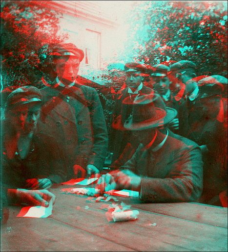 Payday (anaglyph)   Flickr - Photo Sharing!   3D Eye Candy   Scoop.it
