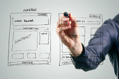 Prototyping Tools - Every Web Designing Ideas Starts From This Scratch | PHP Web Development | Scoop.it