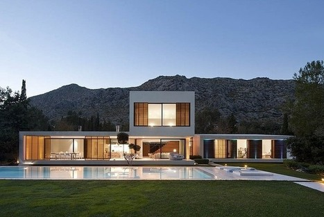 Bauza Residence by Miquel Lacomba | Home Adore | art | Scoop.it