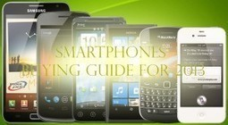 Smartphones Buying Guide for 2013 | The Gadget Square | Things you Should Know | Scoop.it