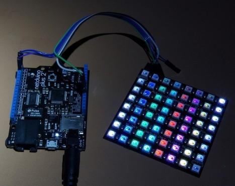 Overview   Using NeoPixels with Netduino Plus 2   Adafruit Learning System   Arduino, Netduino, Rasperry Pi!   Scoop.it