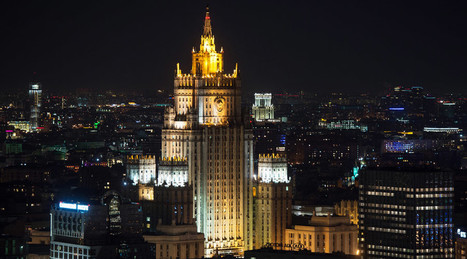 Russian Foreign Ministry website hacked, FM spokeswoman confirms | Saif al Islam | Scoop.it