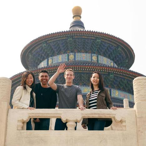 The only way Facebook enters China is as a tool of the government | social media | Scoop.it