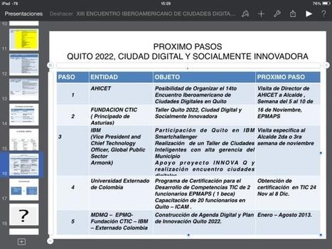 El primer año de #QuitoDigital, una ciudad socialmente innovadora | Ciudades Digitales | Scoop.it
