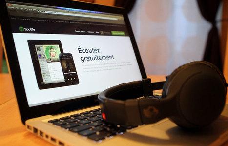 70 % des Français plébiscitent la musique en streaming - leJDD.fr | Music Industry News | Scoop.it
