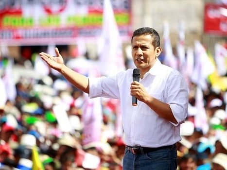 Aprobación de Humala baja dos puntos y se ubica en 22%, según Ipsos | RPP NOTICIAS | Piero informa | Scoop.it