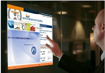 Touch Screen Software | View T | VIEW TV DIGITAL SIGNAGE | Scoop.it