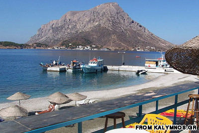 #5. Babis Bar, Kalymnos, Greece on World's 50 best beach bars | Restaurants & Food Guide | Scoop.it