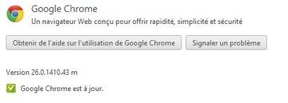 Version 26 pour Google Chrome | Geeks | Scoop.it