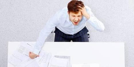 Le burn-out des entrepreneurs est une réalité | InfoPME | Scoop.it