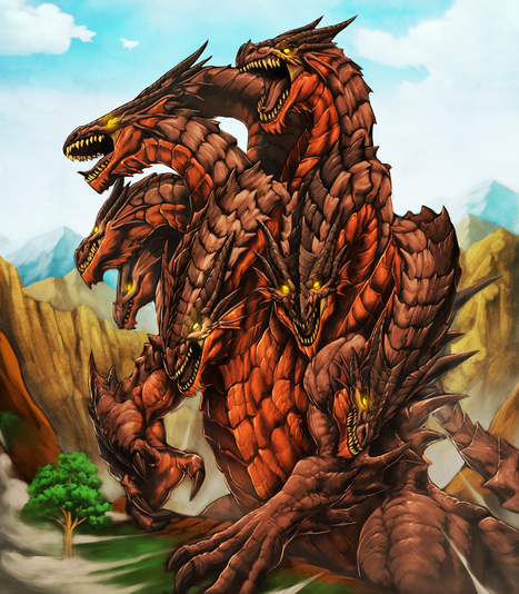 Dragoniae I: Ladon | They were here and might return | Scoop.it