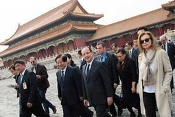 Ce qui dit le web chinois de Hollande | Chine | Scoop.it