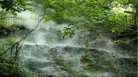 Hot Springs National Park | National Park around the World | Scoop.it