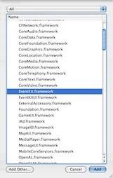 iOS Advanced Programming: Event Kit Framework | Mobile Orchard | Event Kit | Scoop.it