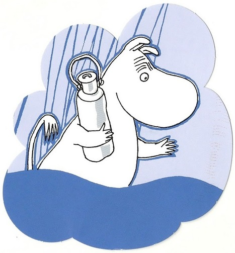 9teen87's Postcards: Finland's Moomin by Tove Jansson | Finland | Scoop.it