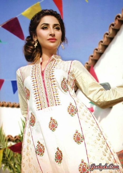 Orient Textiles Latest Eid Wear Collection 2014 For Women   joshpk   Scoop.it