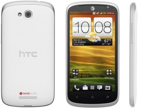 HTC One VX.. slated for AT&T in December | Mobile IT | Scoop.it