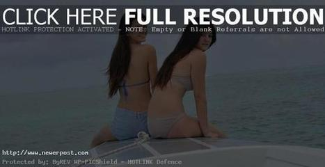 Kylie Jenner And Kendall Jenner: Too young for hot pool photo? | NewerPost | Scoop.it