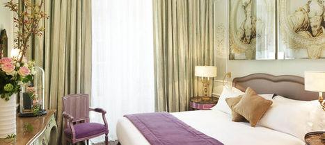 Le palmarès du prix Feeling Hotels 2012 - Feeling Hotels, les hôtels les plus créatifs de Paris | Intégrateur Multimédia, secteur Hôtelier | Scoop.it