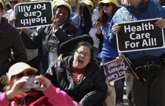 Protesters in Texas Demand Medicaid Expansion | News 92 FM | RX News | Articles for Bach RX Twitter Feed | Scoop.it