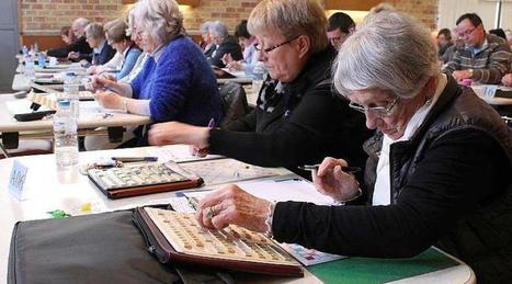 A Carhaix, record de participation au tournoi régional de Scrabble | Charentonneau | Scoop.it