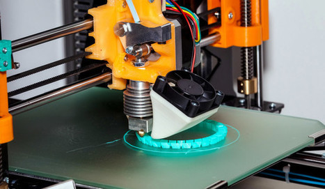 3D Printing Evolves to 4D: Here's What We Know So Far | iPads, MakerEd and More  in Education | Scoop.it