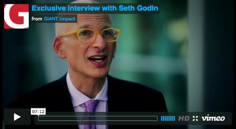 Seth Godin on the Difference Between Leadership and Management | Eudaimonia | Scoop.it