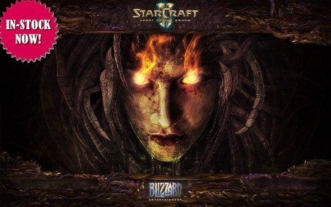 Buy Starcraft 2 EU Heart of the Swarm Cd Key Online - €14.83 | Exciting Offers of Games, Weekly Giveaway at CD Key House | Scoop.it