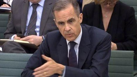 Mark Carney: EU exit is 'biggest domestic risk' - BBC News | BUSS 4 Companies | Scoop.it
