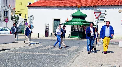 Caldas é o primeiro município com percurso de turismo acessível | Historic Thermal Cities Villes Thermales Historiques | Scoop.it