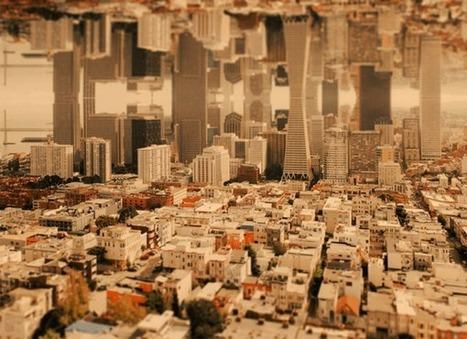 まるでインセプションの虚無空間!天と地がくっついた不思議なチルトシフト写真 - Accession | cLip! | Scoop.it