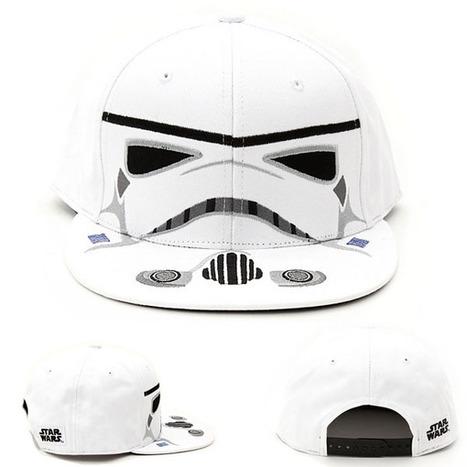 Star Wars Stormtrooper Baseball Cap | GeekAlerts | Star Wars Story | Scoop.it