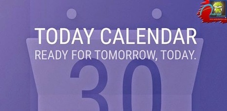 Today Calendar - Pro Android App Free Download   Android   Scoop.it