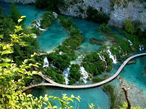 Wedding at Plitvice lakes - Croatia.   Magical Destination Wedding Venues   Scoop.it