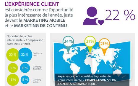 [Infographie] Les tendances digitales et marketing 2015 selon Adobe | web et reseaux sociaux | Scoop.it