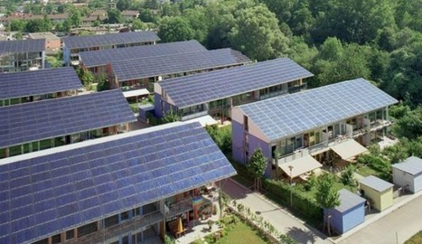 Germany Builds a Solar City that Produces four Times the Energy it Consumes | Technology in Business Today | Scoop.it